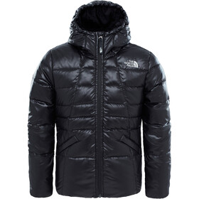 The North Face Moondoggy 2.0 Down Hoodie Jenter black